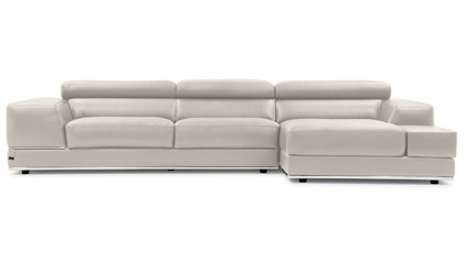 Encore Sectional - Light Grey