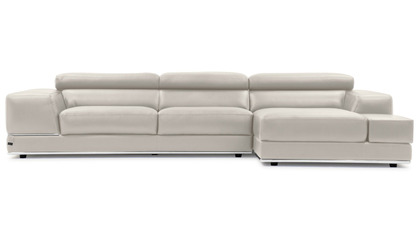 Encore Sectional - Light Gray