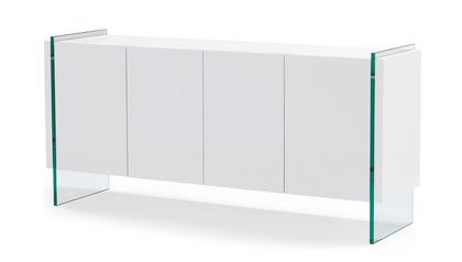 Art Buffet - White
