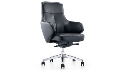 Buren Leather Executive Chair
