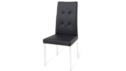 Charlotte Dining Chair - Black