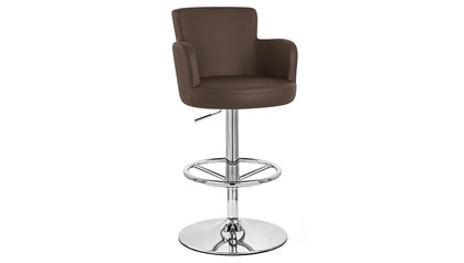 Brown Chateau Bar Stool