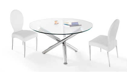 Ira Round Dining Table