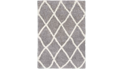 Cloudy Diamond Shag Rug