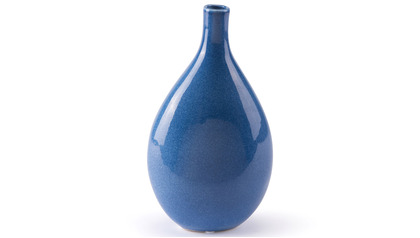 Cobalt Small Vase Blue
