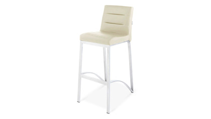 Lynx Bar Stool - Cream