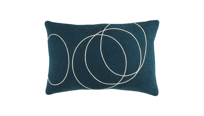 Bold Lumbar Throw Pillow