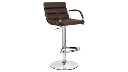 Brown Ego Bar Stool
