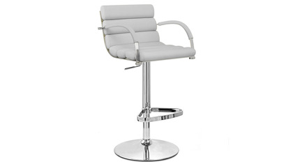 Grey Ego Bar Stool