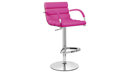 Magenta Ego Bar Stool