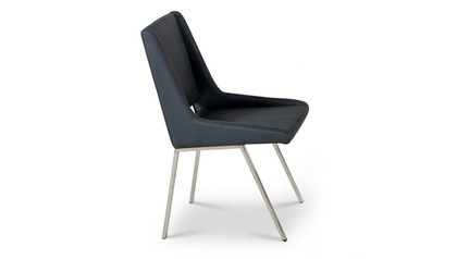 Fiore Blue Dining Chair