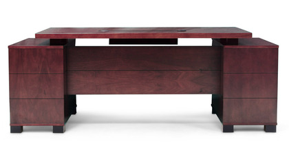 Ford Desk - Mahogany