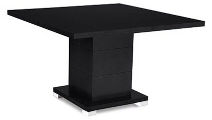 Ford Conference Table - Black Oak