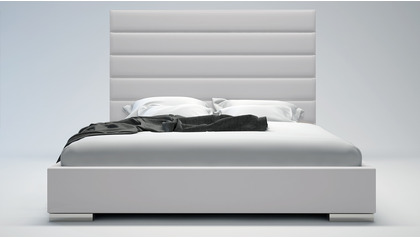 Reina Bed - Gray