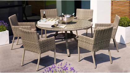 Allegra Outdoor Dining Set