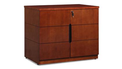 Hayes Cabinet Small - Light Walnut