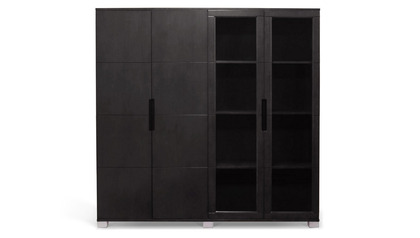 Hayes Storage Unit - Black Oak