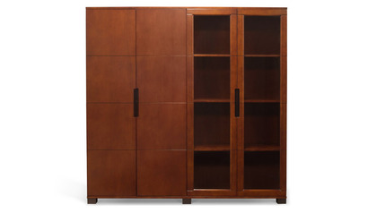 Hayes Storage Unit - Light Walnut
