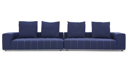 Kiesler Long Sofa