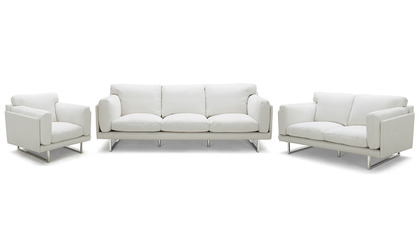Lawson Sofa Set with Armchair