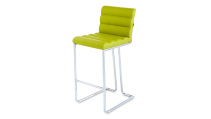 Lime Green Luna Counter Stool