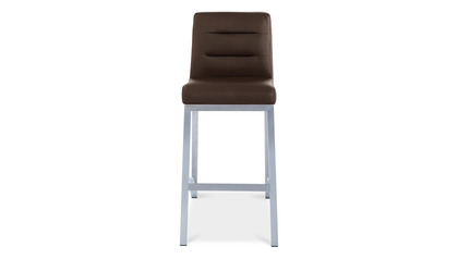 Lynx Brown Counter Stool