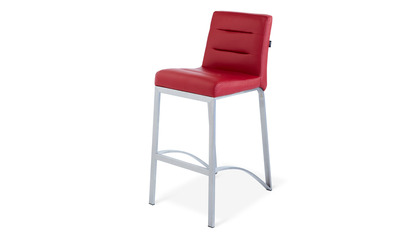 Lynx Counter Stool - Red
