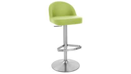 Lime Green Mimi Bar Stool