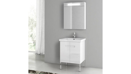 New York 24 Inch Vanity Set