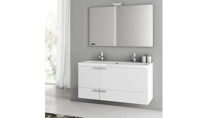 New Space 47 Inch Vanity Set