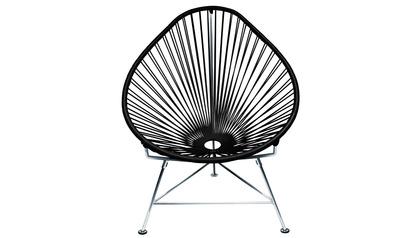 Acapulco Chair - Chrome Frame