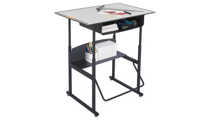 """AlphaBetter Desk, 36 x 24"""" Premium Top"""