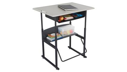 """AlphaBetter Desk, 36 x 24"""" Standard Top"""