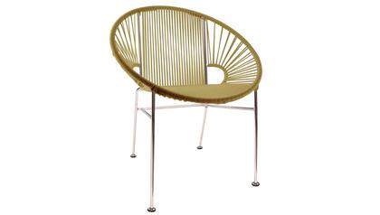 Concha Chair - Chrome Frame