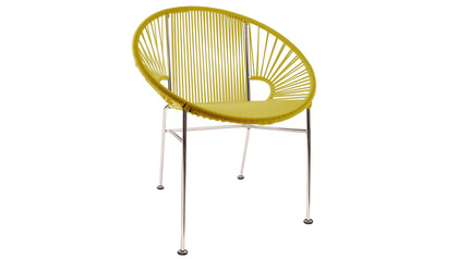 Concha Chair - Chrome Frame