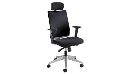 Tez Manager Chair with Headrest