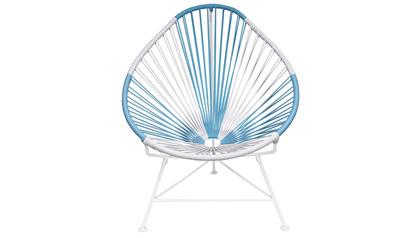 Acapulco Chair World - White Frame