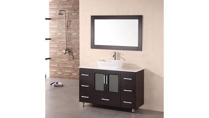 "Alexia 48"" Single Sink Vanity Set"
