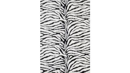 Conga Shag Zebra Rug