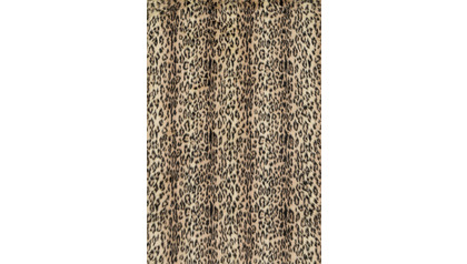 Conga Shag Cheetah Rug