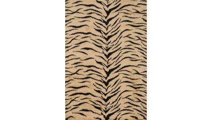 Conga Shag Tiger Rug