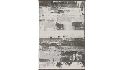 Penumbra Rug - Black/Beige