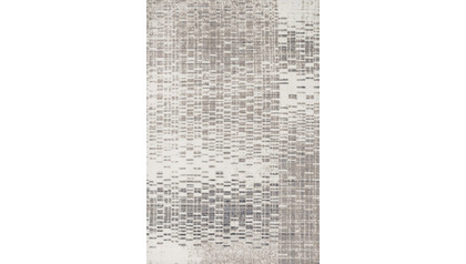 Crosshatch Pixel Rug
