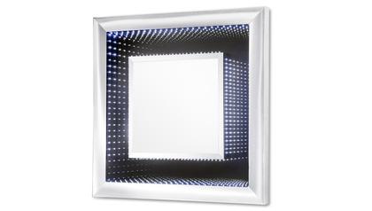 Evanesce Infinity Mirror - Square