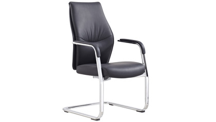 Franklin Guest Chair - Black