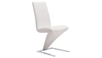 Giulio Dining Chair - 2 PC Set, White