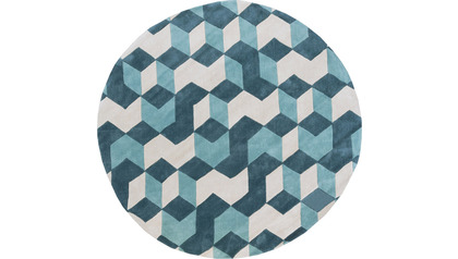 Schism Escher Rug