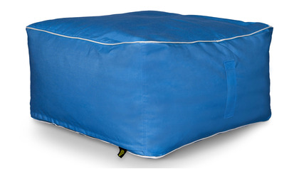 Hip Chik Sunbrella Outdoor Square Ottoman