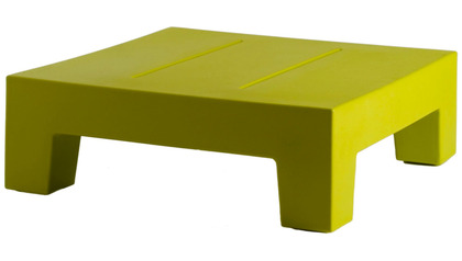 Jut Lacquered Sun Chaise Table