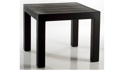 """Jut Lacquered Table - 35.5"""""""